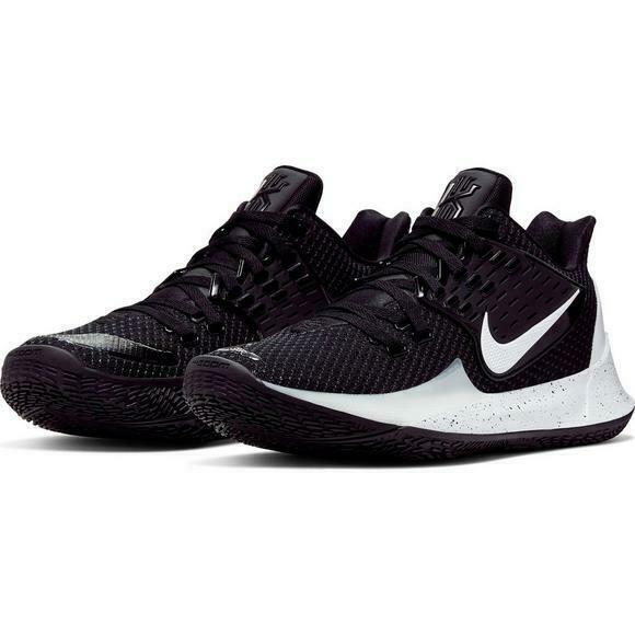 newest 1f755 0eb33 Nike Kyrie Low 2 AV6337-002 Black/White Basketball Shoe Size 11.5 Authentic  New