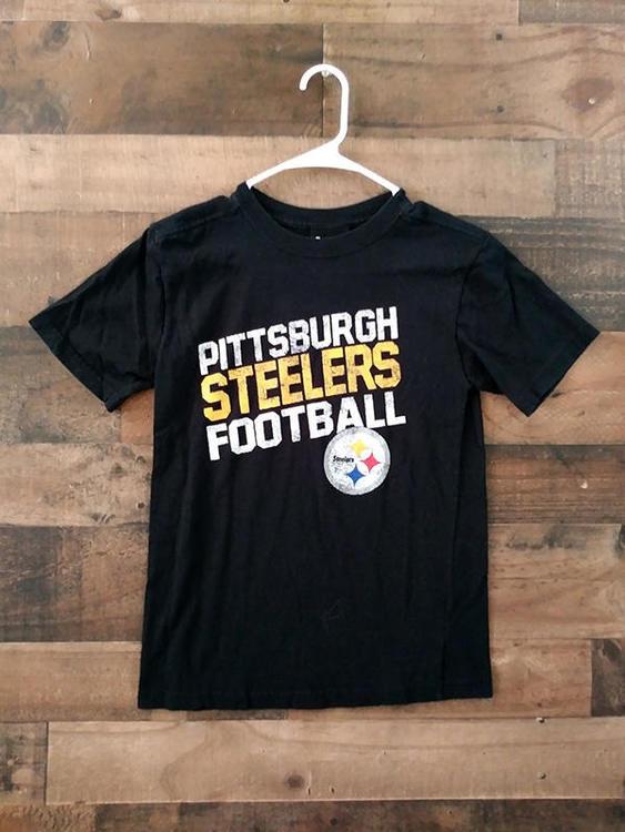 Steelers Distressed Design
