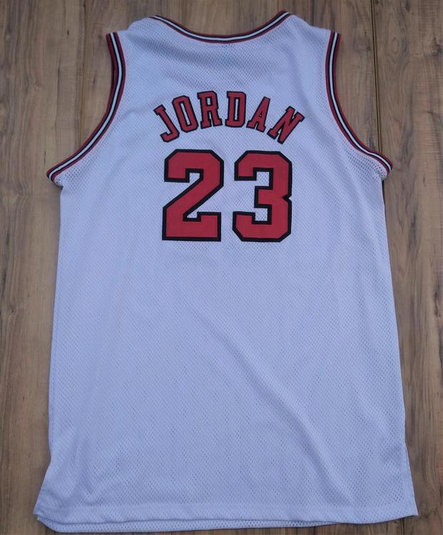 pretty nice 65890 df204 Chicago Bulls Michael Jordan Nike Jersey With NBA FINALS Patch SIZE ADULT  3XL