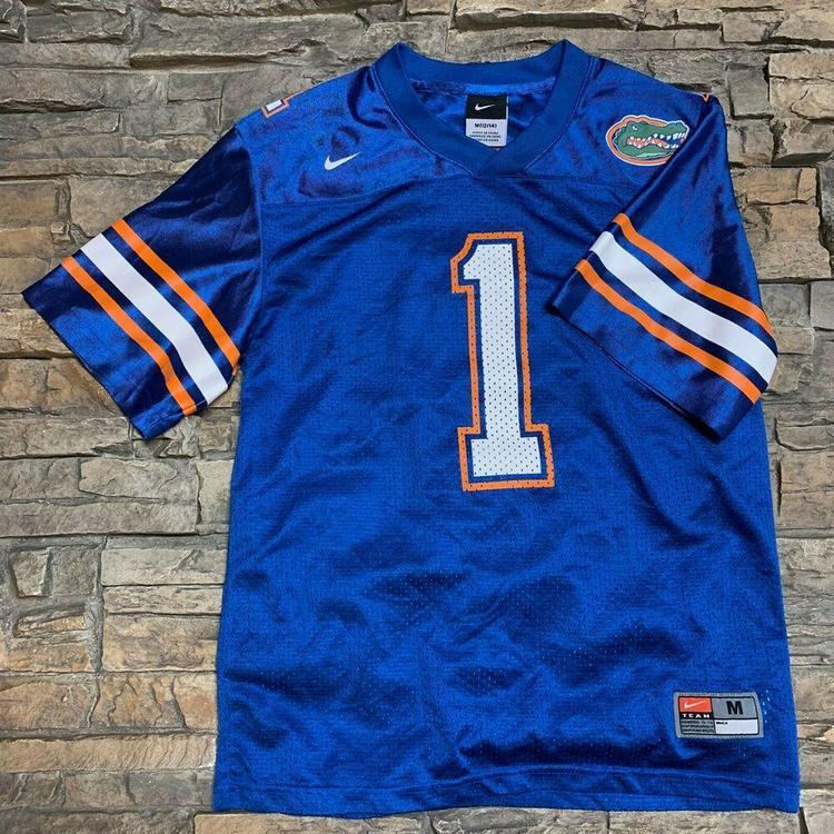 meet c6417 0af02 University of Florida Gators College Football Nike Jersey NCAA SEC Boys  Youth M