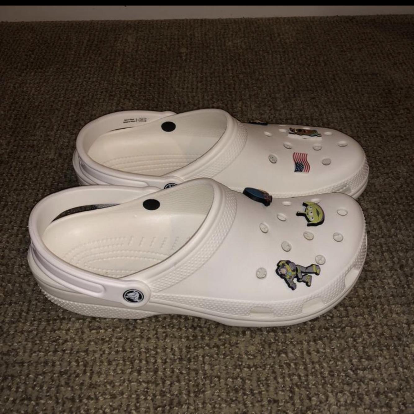 Nike Brand New Crocs!! | Basketball Shoes
