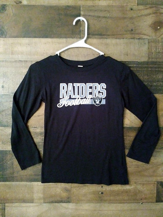 girls raiders shirt