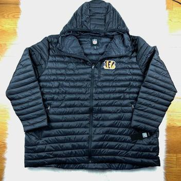 release date: 43ebb 2a0c4 Baltimore Ravens 3 in 1 Puffer Jacket + Puffer Vest Black ...