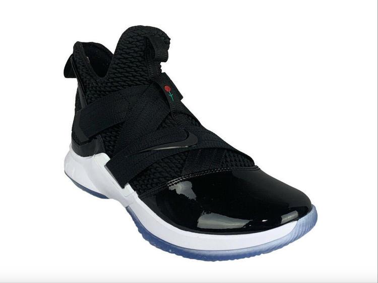 sports shoes 2fc05 de71b Nike Lebron Soldier XII Men's 9.5 or 11.5 SFG Men's basketball shoes  AO4054-005