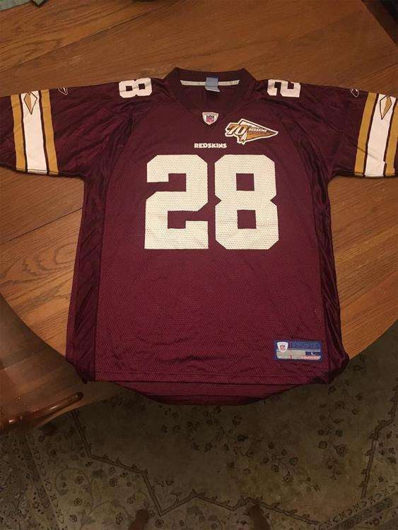 huge selection of 26d40 50877 Washington Redskins 70th Anniversary Jersey Adult
