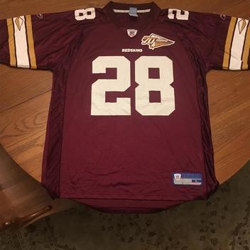 on sale 63be2 cb977 Champion Washington Redskins Champ Bailey Vintage jersey ...
