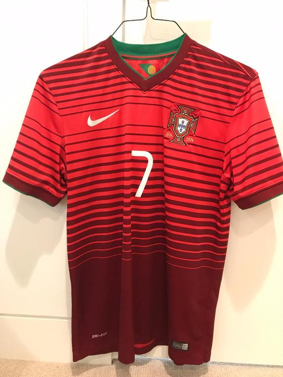 premium selection dac86 41a48 Authentic Cristiano Ronaldo World Cup 2014 Jersey.