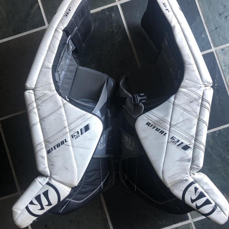Ritual G3 Goalie Leg Pads Intermediate