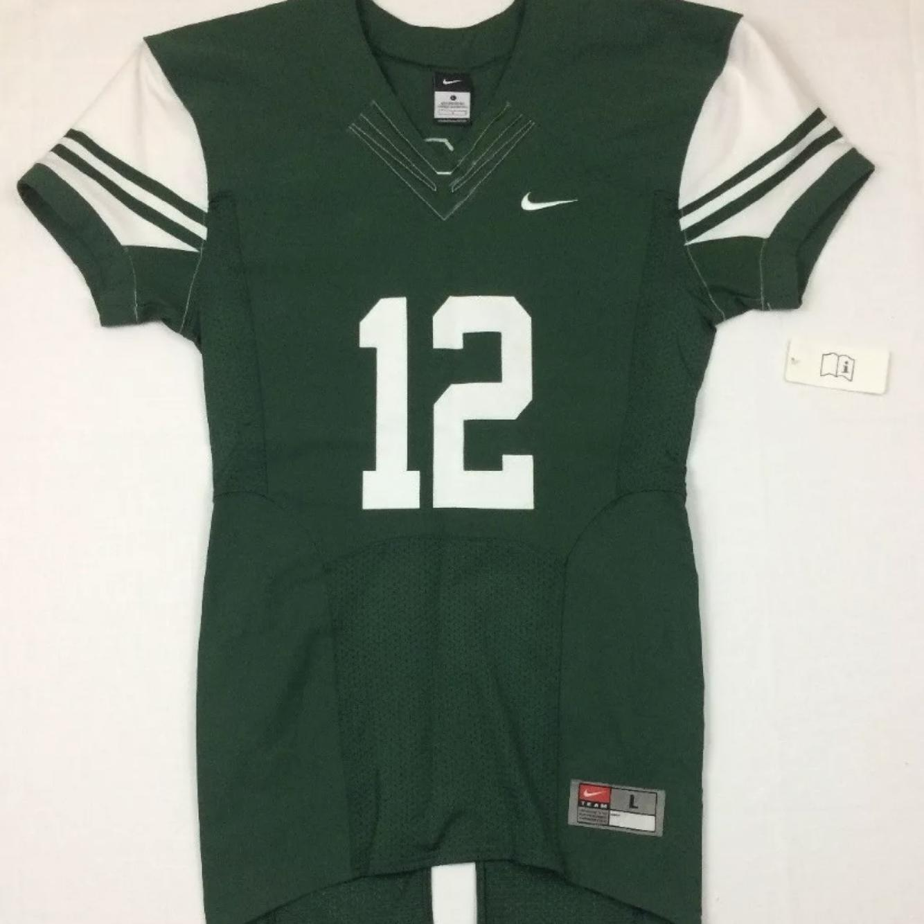 Descendencia haz Barrio  Nike On-field Sewn On Authentic Sample Jersey Large nwt game fit | Football  Apparel