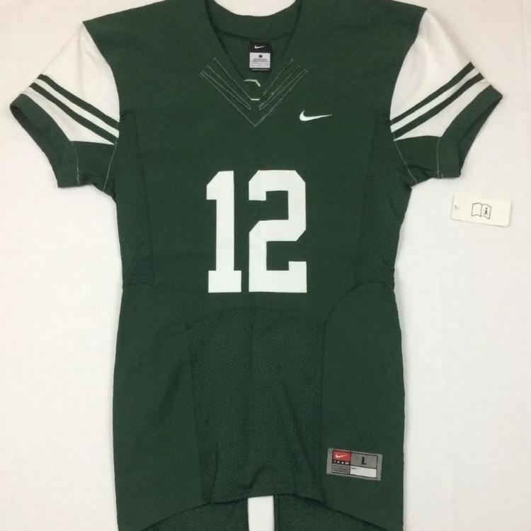 Nike On-field Sewn On Authentic Sample Jersey Large nwt game fit