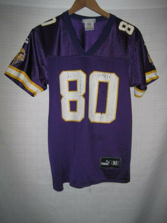 Minnesota Vikings Cris Carter Football Jersey Kids Boys M 10-12