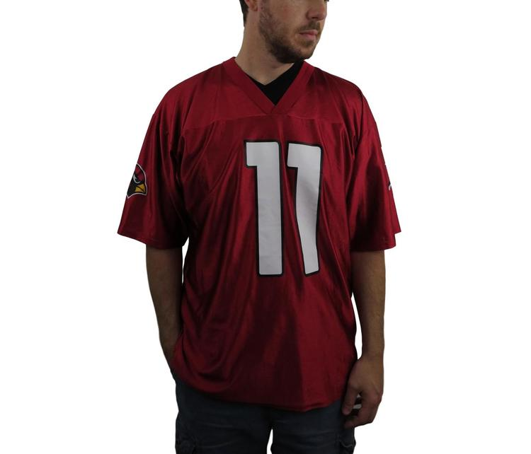 new style 33325 fa1b8 NFL Men's Larry Fitzgerald Arizona Cardinals Jersey Size Large Football  Shirt