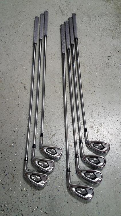 Excellent Custom Titleist 718 AP3 Iron Set Righty