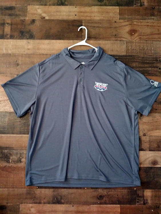 low priced 19045 37c27 Adidas Climalite NCAA College FAU FLORIDA STATE UNIVERSITY OWLS Polyester  Embroidered Polo Shirt