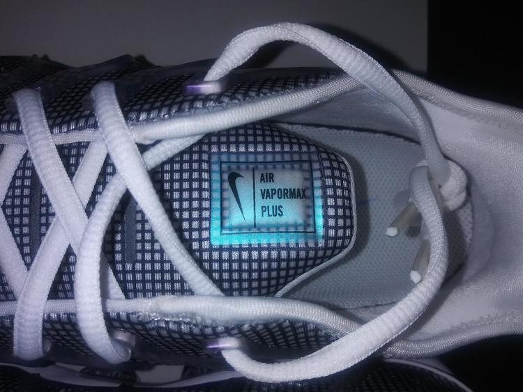 Nike Air VaporMax Plus Grid Print Size 10