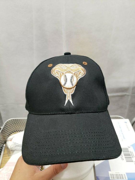 pretty nice 798f6 b2888 Arizona Diamondbacks Baseball Cap Hat Diamond Suites Team Shop Authentic  Premium
