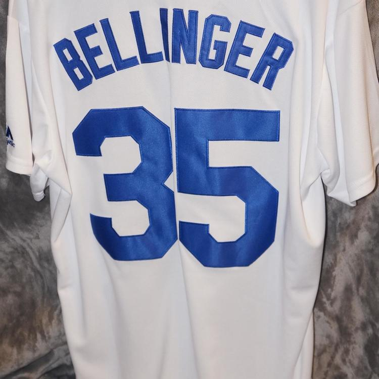 new product 648be 94cd0 New Cody Bellinger Jersey Large Or Kershaw Jersey