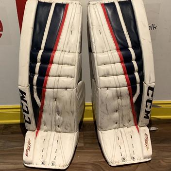 CCM Extreme Flex II Goalie Leg Pads | Buy and Sell on