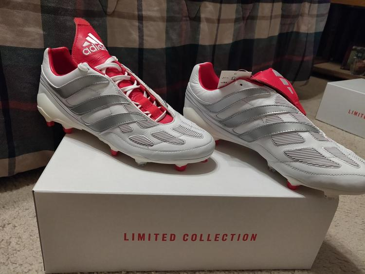 uk cheap sale 100% top quality official images New Adidas Predator Precision DB 2019 Remake