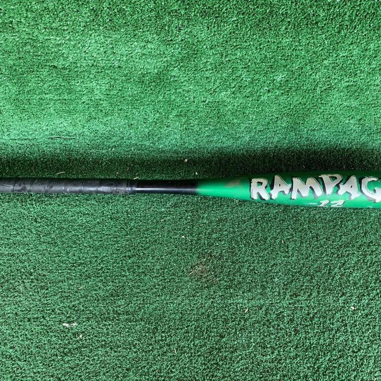 Used Easton Rampage Bat