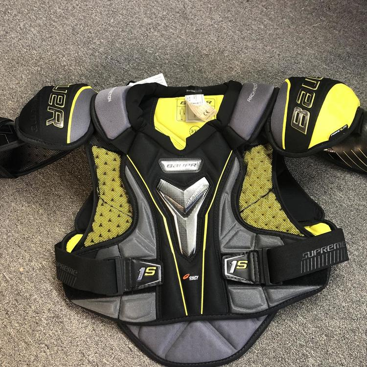 New Supreme 1S Shoulder Pads Senior XL
