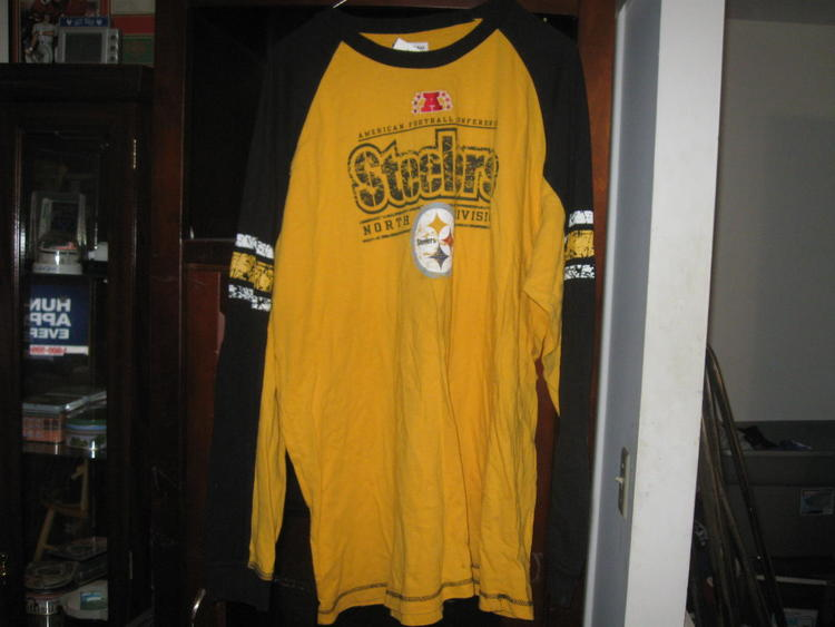 reputable site e2bab 1ebcc STEELERS JERSEY(XL)