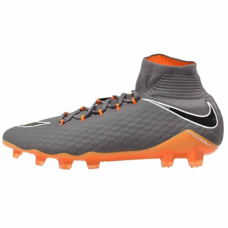 huge selection of 87db8 70a7a New Nike Hypervenom Phantom 3 Pro DF FG Soccer Cleats Dark Gray Sz 7 $170