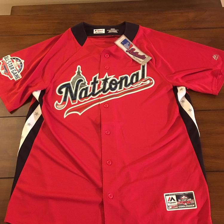 sale retailer 798ca 43293 Authentic 2018 MLB All Star National League Jersey