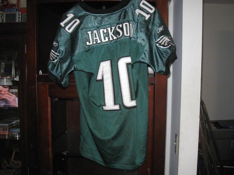 jackson eagles jersey