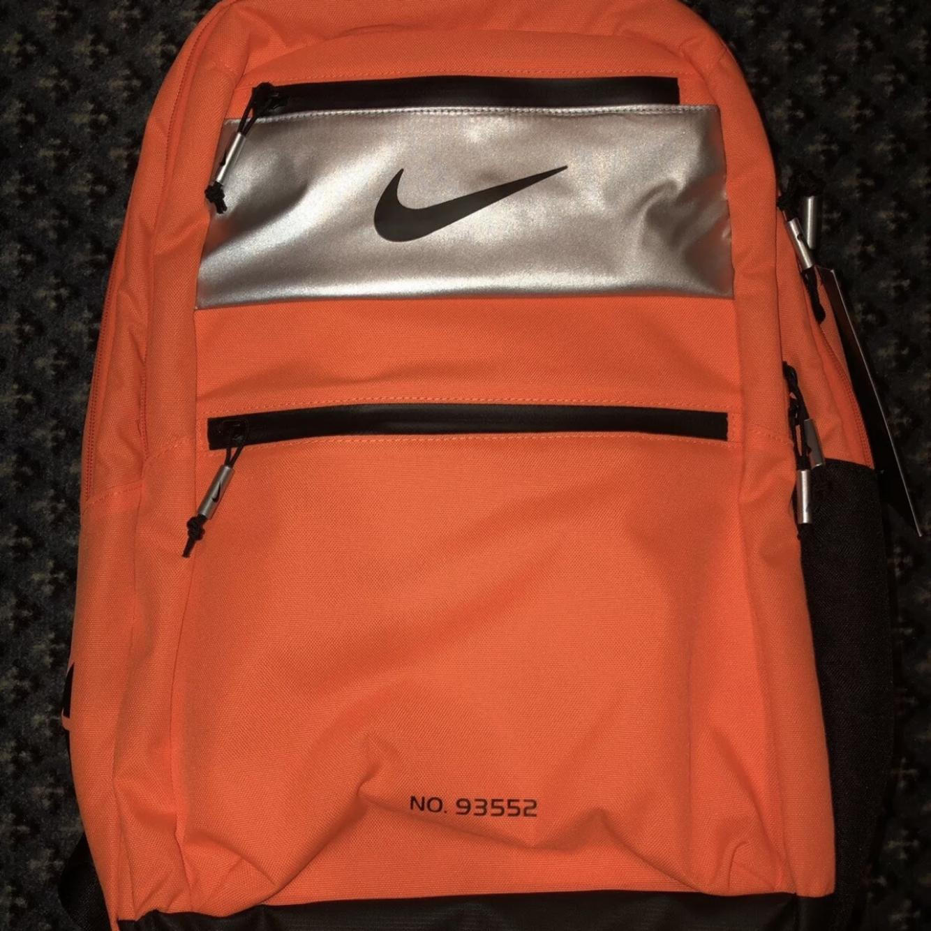 Carteles omitir Adaptación  Nike New PG x NASA Backpack | Basketball Training, Accessories & Other