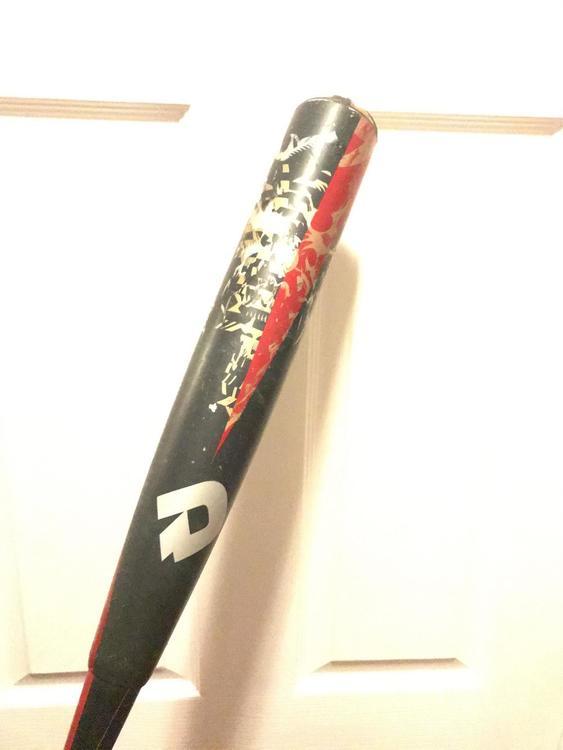 """SUPER RARE 2014 Demarini Voodoo VDC14 Baseball Bat 34""""/31oz BBCOR Drop 3"""