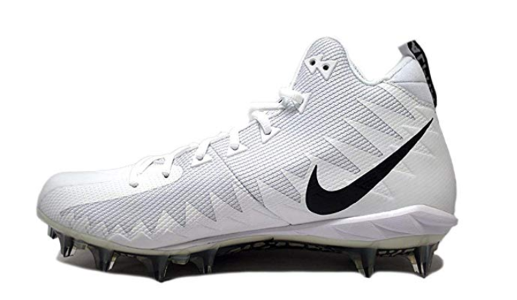 MENS NIKE ALPHA MENACE PRO MID TD PF FOOTBALL CLEATS 915414 010 MULTIPLE SIZES