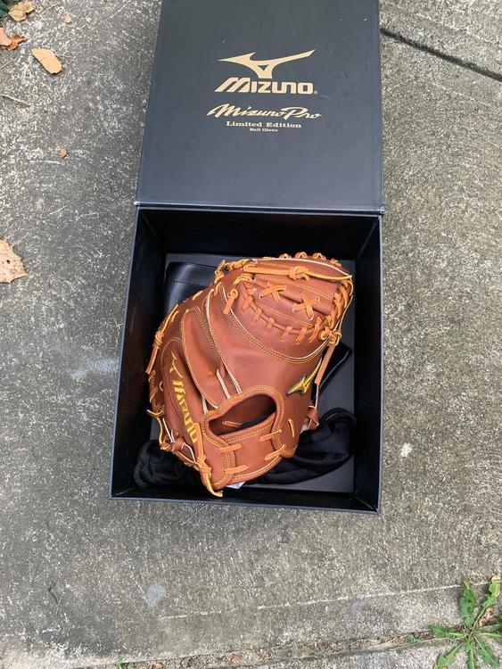 Mizuno Pro Limited Edition Glove Bag