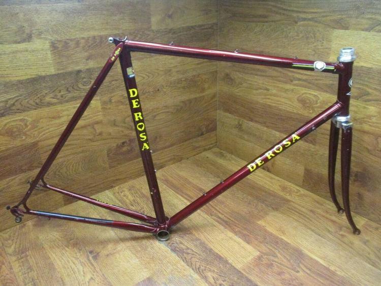 Vintage style De Rosa Cycling Bidon