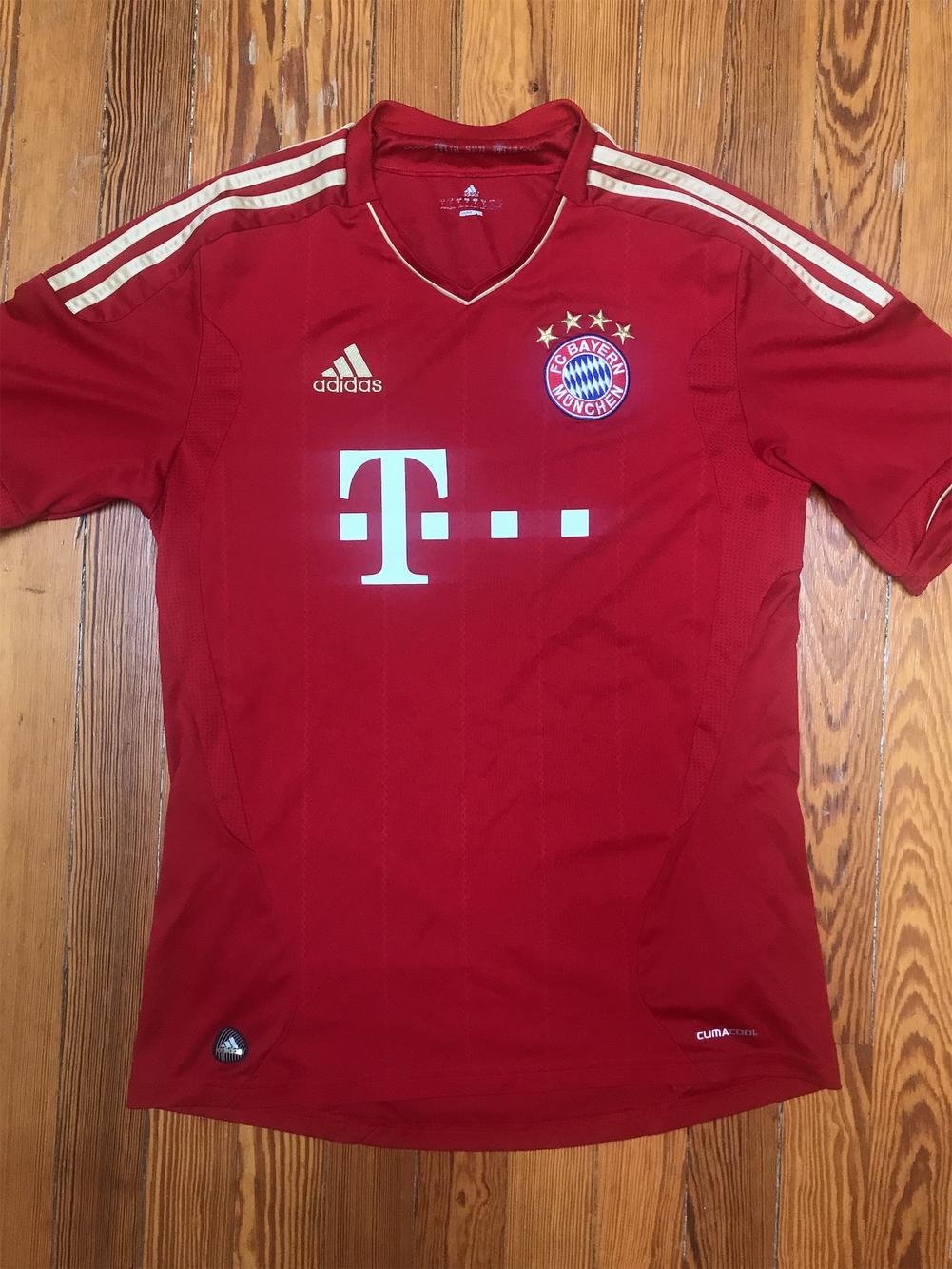 Adidas FC Bayern Munich Jersey