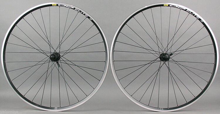 Shimano Ultegra 6800 32 Hole Velocity Deep V Silver Road Bike Wheels 8,9,10,11