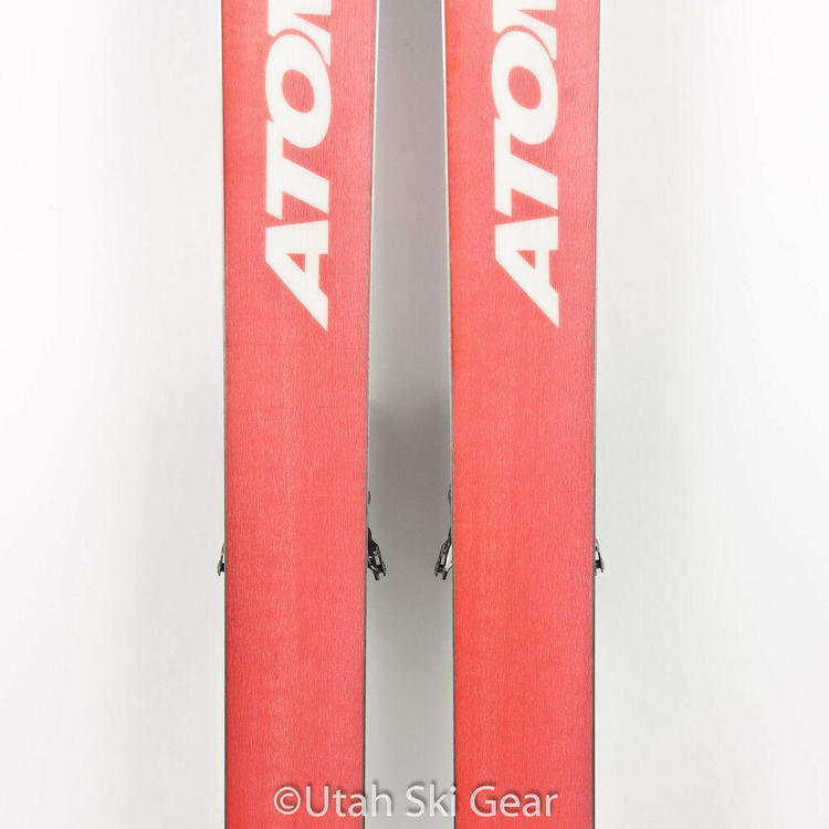 Atomic USED 163 Teledaddy 04/05 Voile 3-Pin Cable Telemark