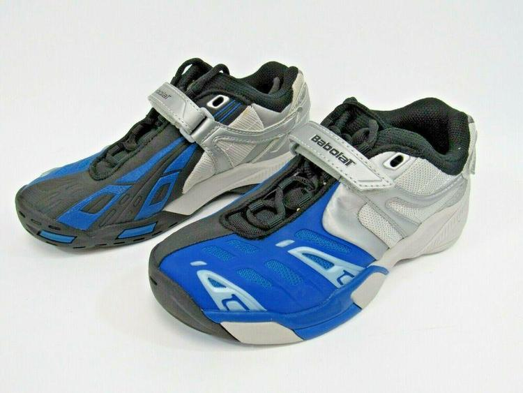 Babolat Tennis Shoes >> Babolat Propulse Jr 2 Tennis Shoes New Size 3 5