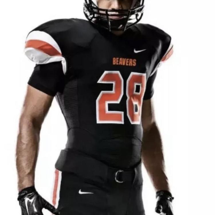 oregon state football jersey