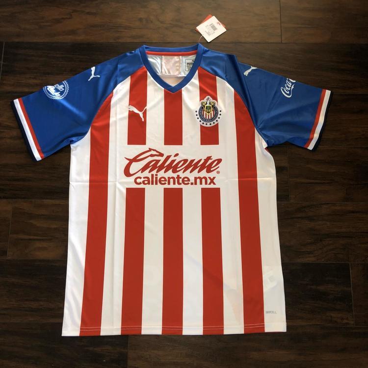 newest a3556 e5792 Chivas De Guadalajara Away Jersey