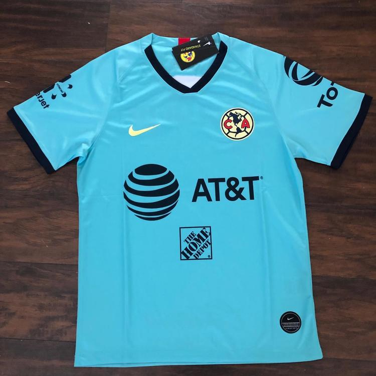 best authentic 8a34b c0160 Club America 3rd Jersey