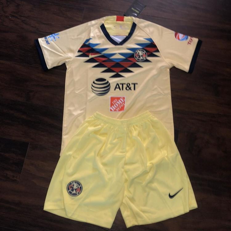 brand new f631f 085c1 Club America Home Jersey Youth