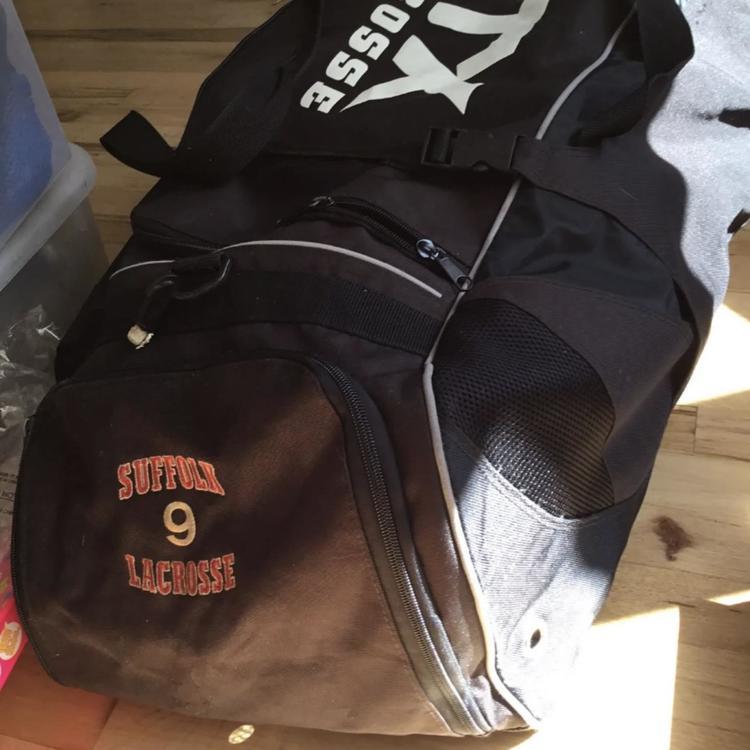 Stx Bag Lacrosse And Holds Sticks