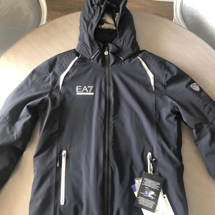 new arrival half price well known New Emporio Armani EA7 Jacket
