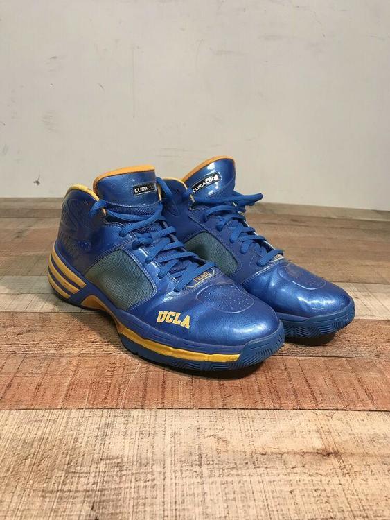 fe profundamente Último  Adidas UCLA TEAM Sz 14 Climalite Basketball Shoes   Footwear Turfs, Indoor,  Sneakers & Training