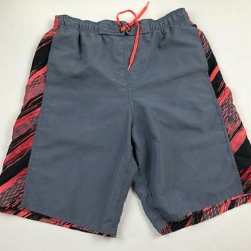 Mens Swim Trunks Ancient Egyptian Sun Snake Quick Dry Beach Board Short with Mesh Lining