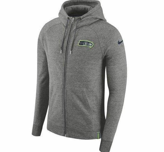 Seattle Mens Hoody105 Xl Nfl Team Fzfull New Zip Aw77 Nike Seahawks 5qj4L3AR