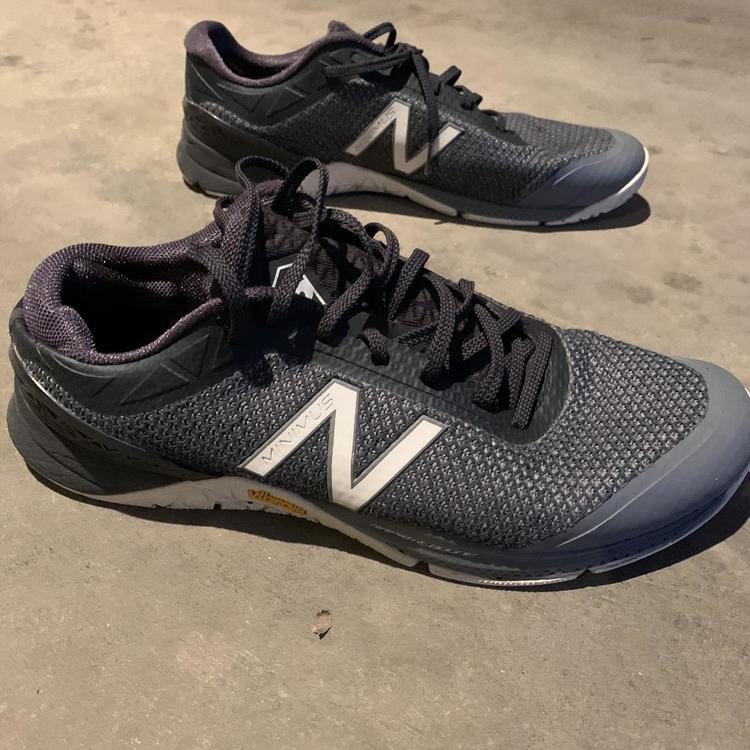 New Balance Minimus Gym Shoes