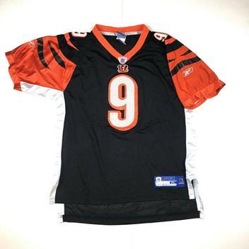 Cincinnati Bengals Carson Palmer Football Jersey #9 NFL Reebok ...