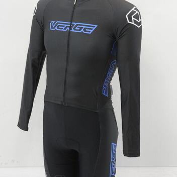 Verge Men/'s Racing Cycling Short Black Small New Old Stock